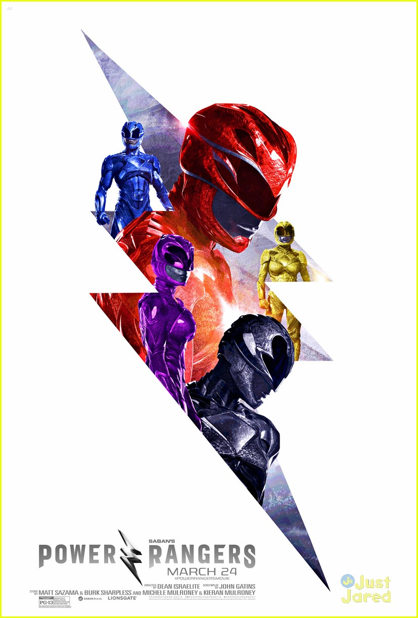 Power Rangers Bts : power, rangers, Power, Rangers', Movie, Debuts, Three, Clips, Watch, (Video):, Photo, 1074481, Becky, Dacre, Montgomery,, Movies,, Naomi, Scott,, Rangers,, Cyler, Pictures, Jared