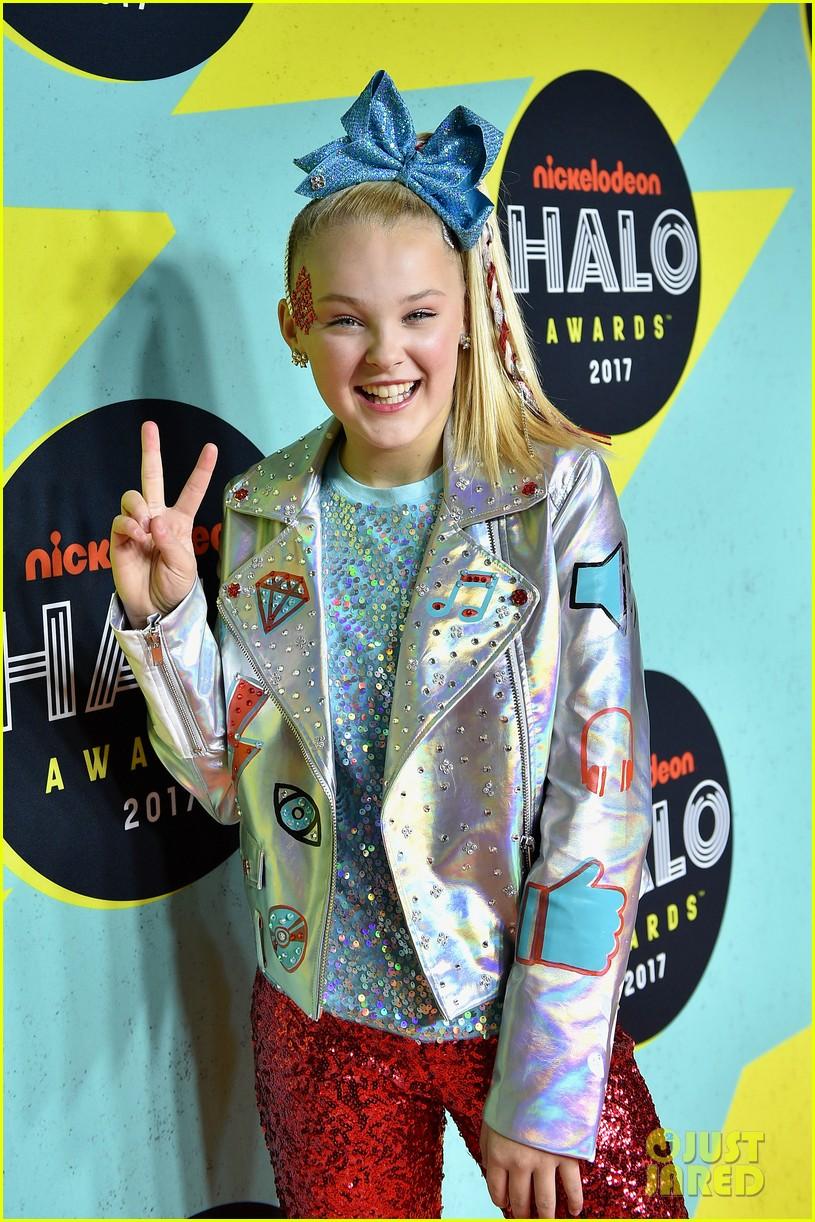 When Is Nickelodeon Halo Awards 2017 : nickelodeon, awards, About, Sequins, Nickelodeon, Awards, 2017!:, Photo, 1120469, Pictures, Jared