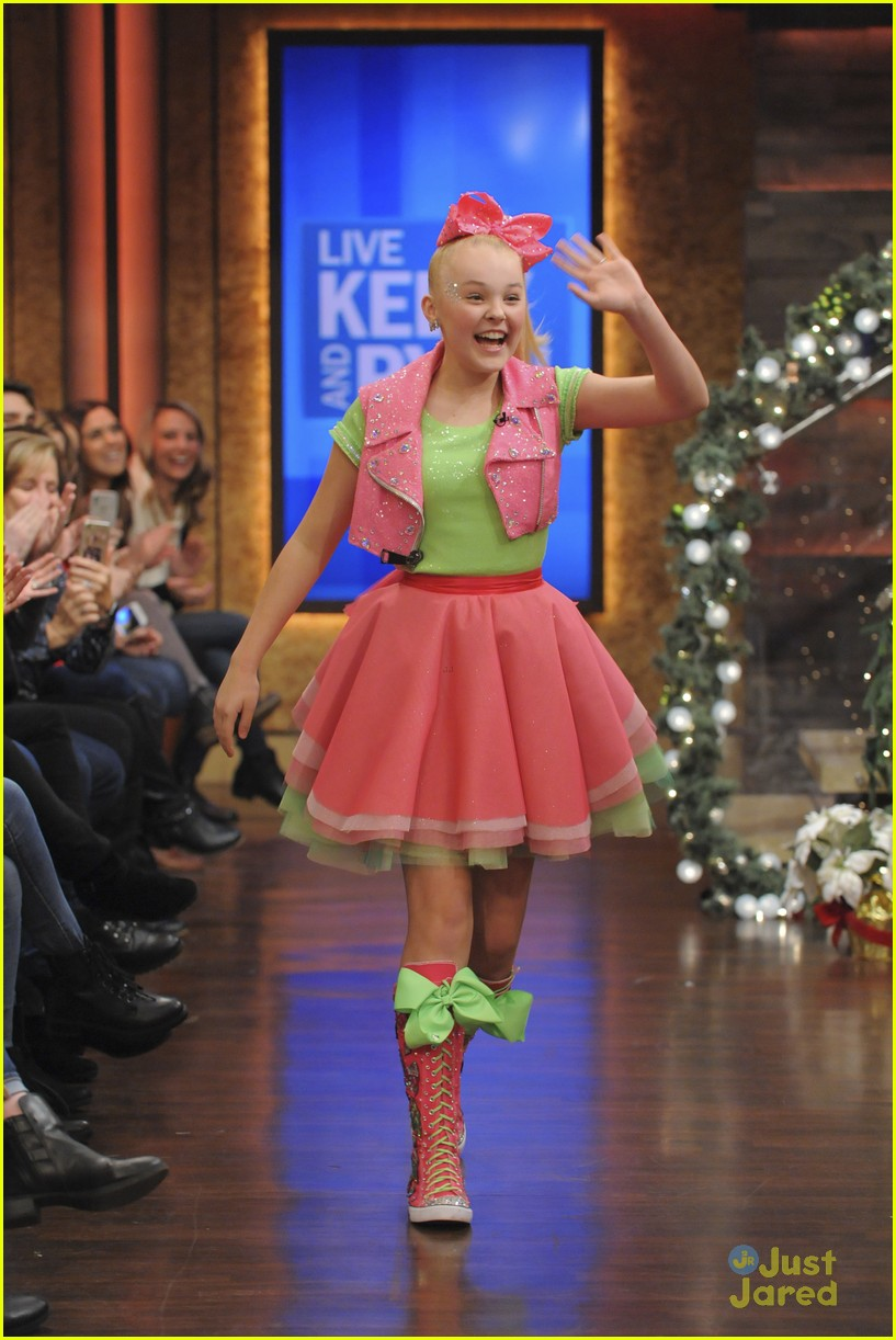 Jojo Siwa Live : Wears, Bright, Appearances, Photo, 1129395, Pictures, Jared