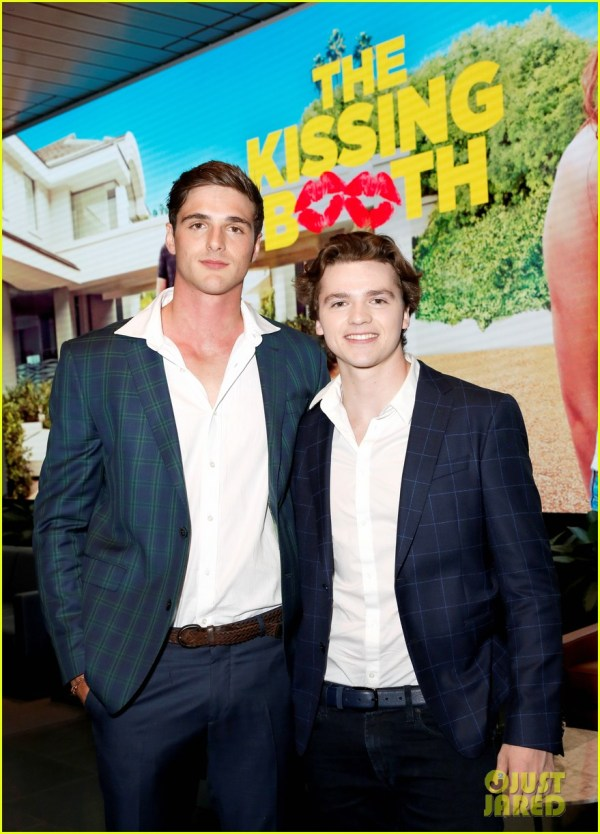 Jacob Elordi Love Kissing Booth Movie Much - Year of Clean Water