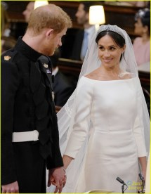 Meghan Markle Wedding Dresses