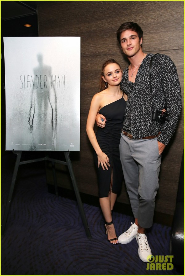 Kissing Booth Stars Joey King And Jacob Elordi - Year of