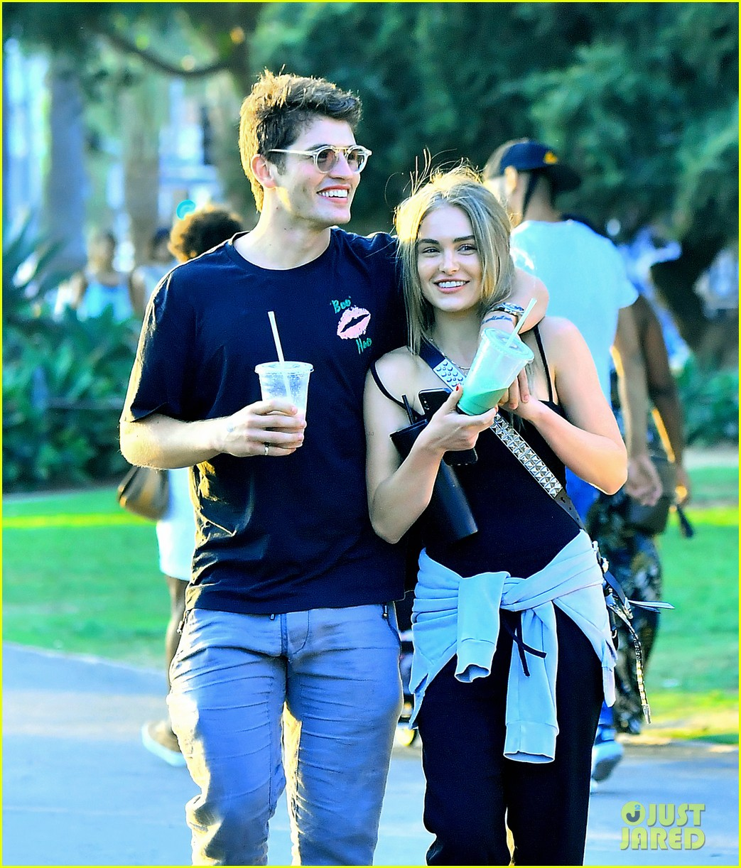 Gregg Sulkin is Dating Actress Michelle Randolph  See