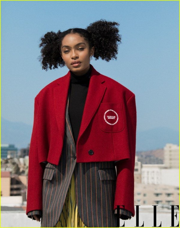 Yara Shahidi Reveals ' Excited In College 1191741