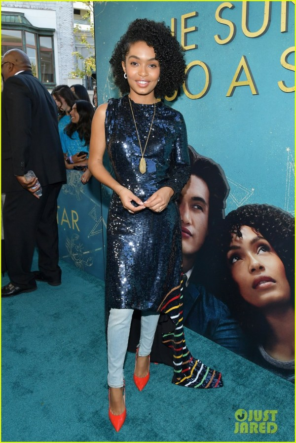 Camila Mendes Supports Boyfriend Charles Melton ' Sun Star' Premiere