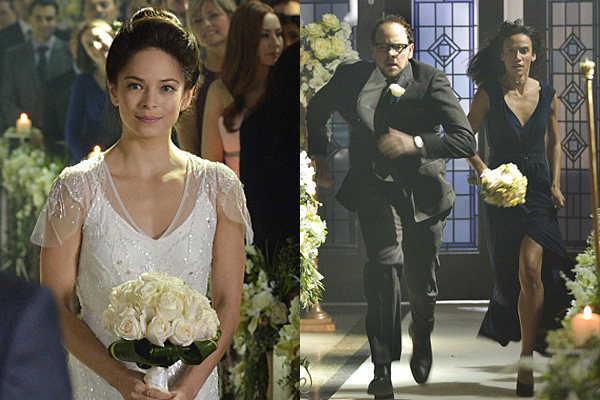 Cat & Vincent Finally Get Married On 'Beauty & The Beast