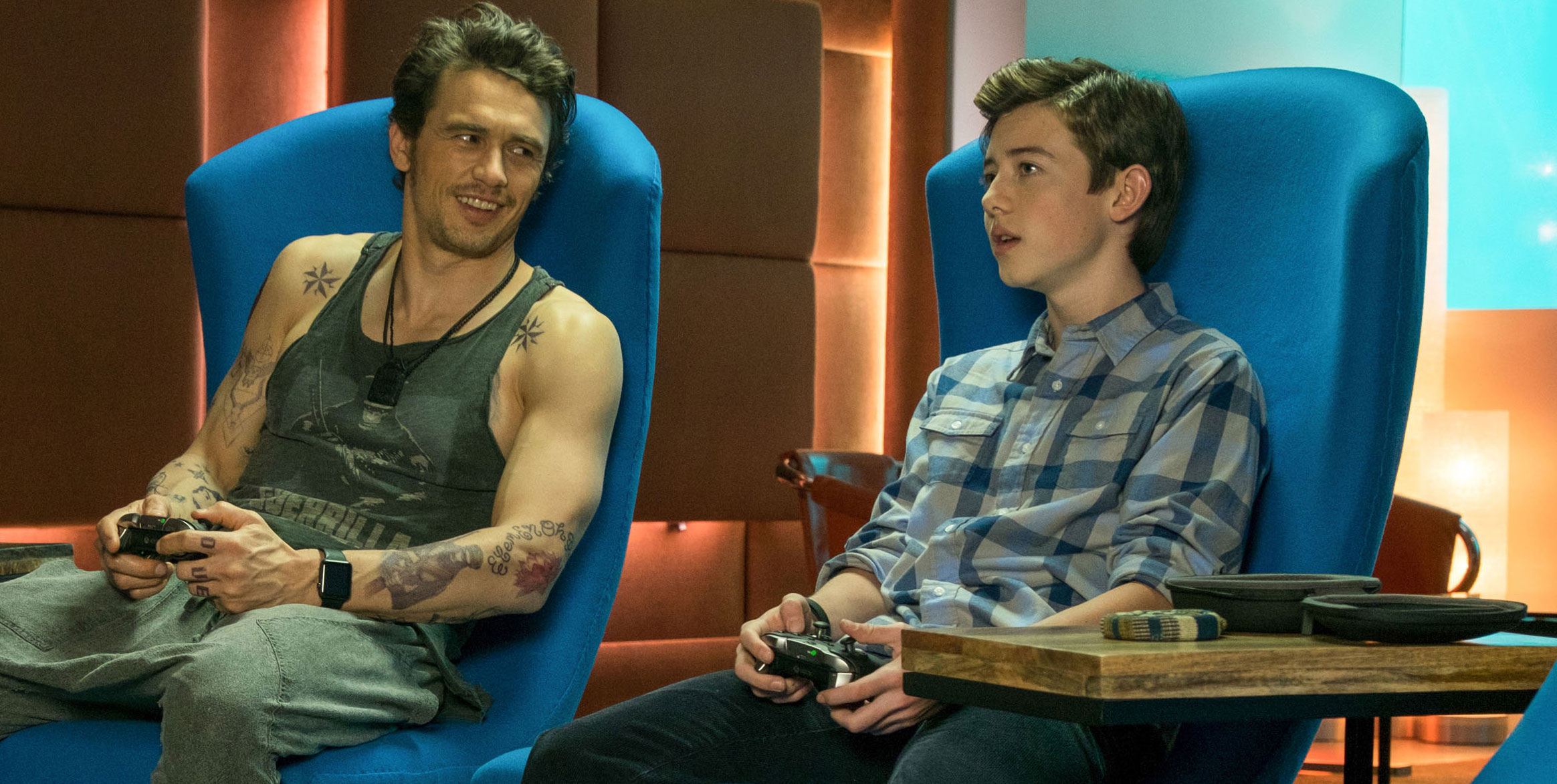 Griffin Gluck Talks Why Him  Working With James Franco Exclusive Photo Too  Exclusive