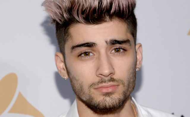 zayn malik is showing off his new hair style – see the photo