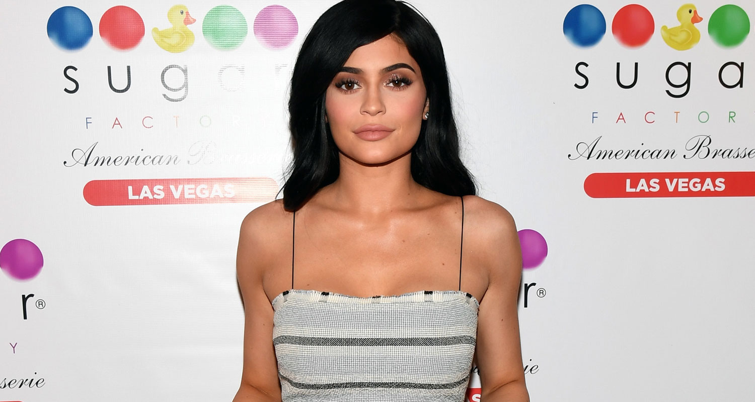Kylie Jenners Had Her Leg Scar Since She Was A Little