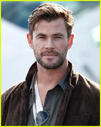 Chris Hemsworth Nose Job : chris, hemsworth, Newsies, Photos,, News,, Videos, Gallery, Jared