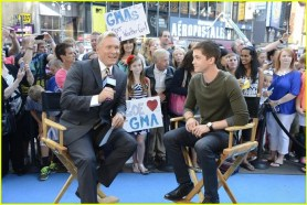 Image result for good morning america signage