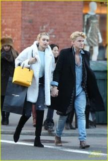 Gigi Hadid Cody Simpson and Kendall Jenner