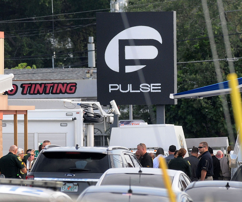 At Least 20 Dead In Mass Shooting At Orlando Gay Nightclub (Getty Images)