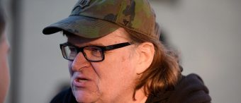Michael Moore, Other Celebs Blame Trump For Charlottesville Riots