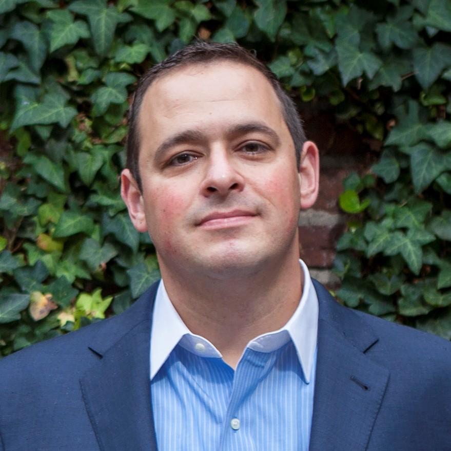 Photo of Dan Backer
