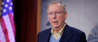 McConnell Not Thrilled With Drama Queens In The White House