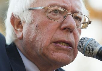 Bernie Sanders (Getty Images)