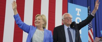 EXCLUSIVE VIDEO: GOP PAC Ad Charges That Bernie And Hillary Are Two Peas In A Pod