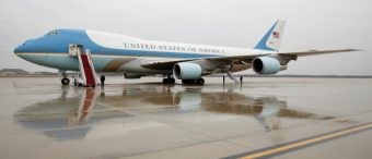 Boeing Caused And Paid For $4 Million Damage To Air Force One's Oxygen System