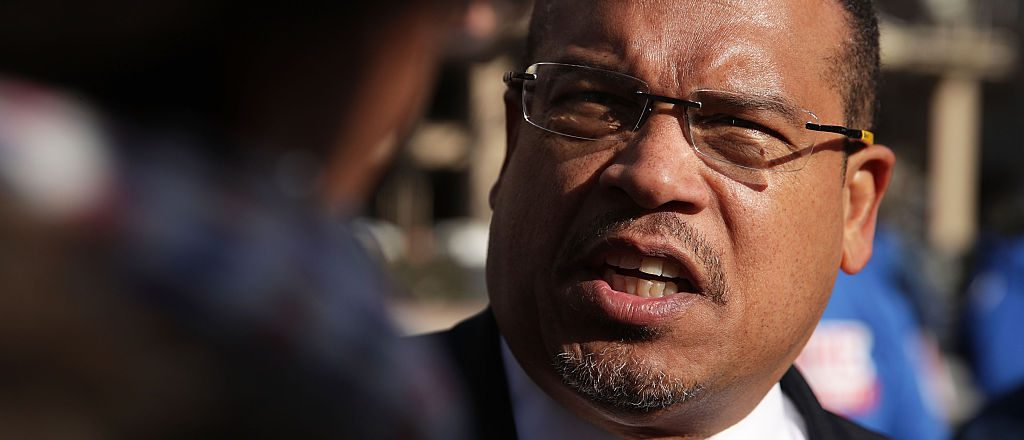 Keith Ellison (Getty Images)