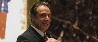 NY Dem Charged With Soliciting Foreign Donation For Cuomo Campaign