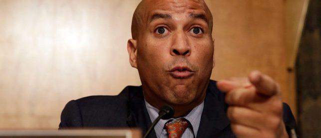 Fox News Contributor Calls Sen. Booker 'More Sparky Than Spartacus'