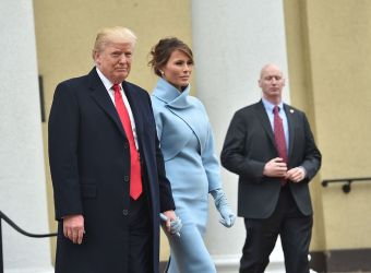 Donald and Melania Trump (Getty Images)