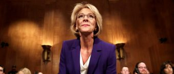 DeVos Appoints Free Speech Advocate As Higher Education Senior Staff