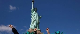 Exploiting The Statue Of Liberty To Support Open Borders