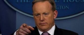 Trump Plans To Sideline Spicer In Press Briefings