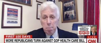 CNN Cuts Ties With Jeffrey Lord Over 'Sieg Heil' Tweet