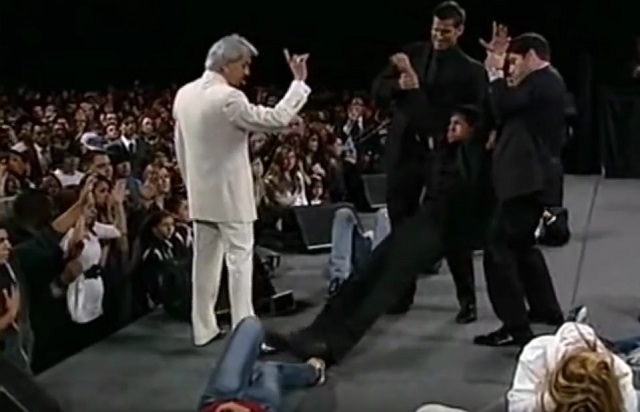 Benny Hinn YouTube screenshot/BringBackTheCross