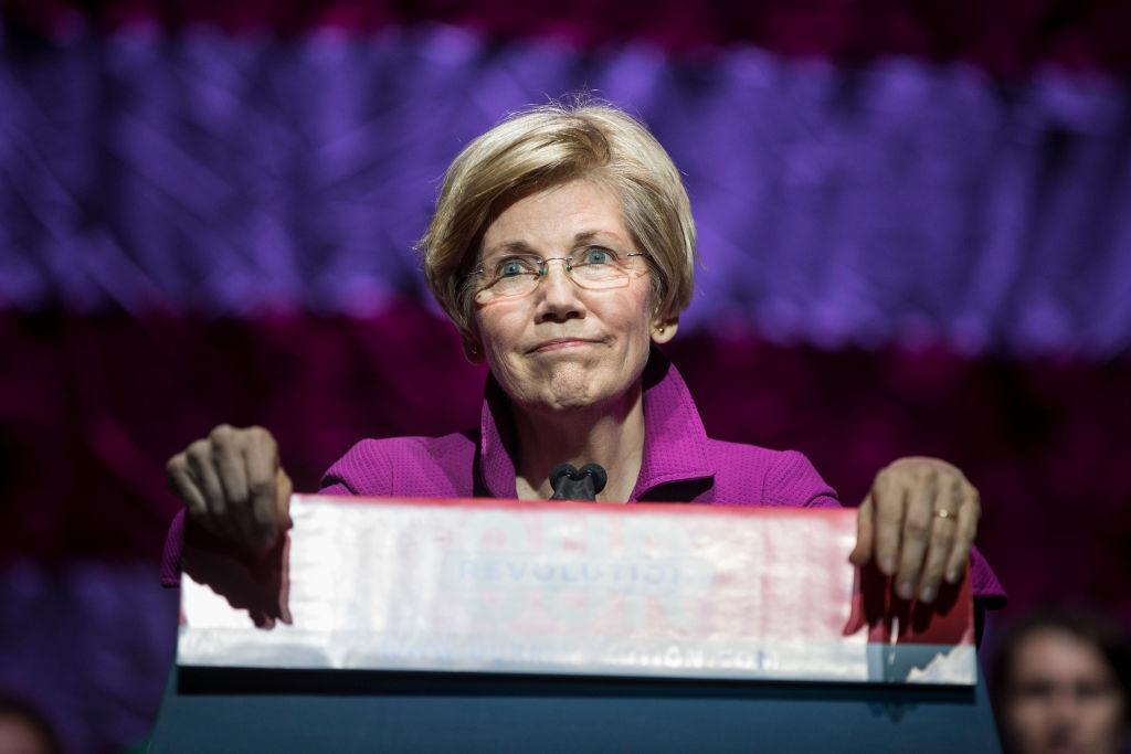 Elizabeth Warren (Getty Images)