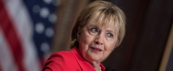 Hillary Peddles 'Nasty Woman' T-Shirts