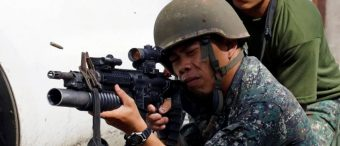 Stolen Guns, Freed Prisoners Aid ISIS-Linked Militants In Their Fight Against Filipino Forces