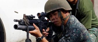 US Makes It Easier For Filipino Marines To Gun Down Terrorists