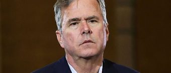 Sad Jeb! Backs Trump But Adds, 'Who Cares What I Think?'