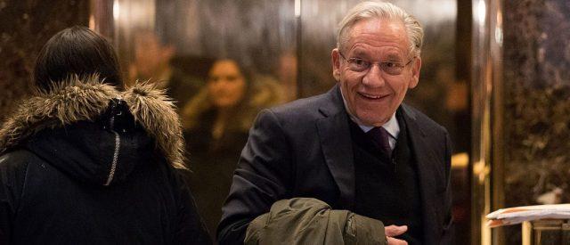 Woodward: The Media Is 'Binge-Drinking The Anti-Trump Kool-Aid' [VIDEO]