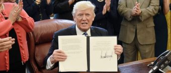 On National Day Of Prayer, Trump To Sign An Executive Order On Religious Freedom