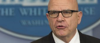 H.R. McMaster Says Information Trump Shared With Russian Officials Was 'Wholly Appropriate'