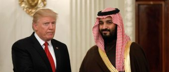 Trump Signs Arms Deal And Visits Saudis After Saying They Fund Terror And Were Behind 9/11