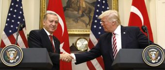 Trump Pressures Turkey's President To Release Jailed American Pastor