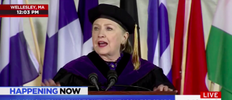 CNN And MSNBC Shunned Pence's Commencement Speech But Showed ALL Of Hillary's