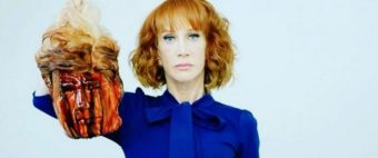 CNN Dumps Kathy Griffin From Its New Year's Eve Special