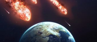 NASA Found 10 'Potentially Hazardous Asteroids' Last Year