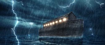 'Potential Apocalypse': NYT Warns Of Global Warming Floods Of Biblical Proportions