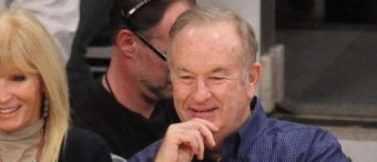 Bill O'Reilly Resurfaces With A Former Co-Worker In New York City