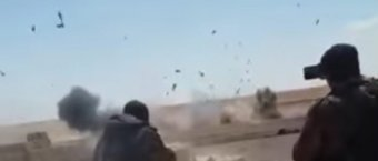 Watch These ISIS Suicide Bombers Fake Their Surrender, Then Blow Themselves To Bits [VIDEO]