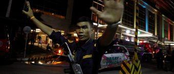 Dozens Dead After Gunman Torches Philippine Resort
