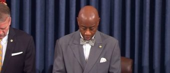 Senate Chaplain Gives Stirring Prayer Following Shooting